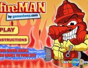 Fire Department game: Fireman