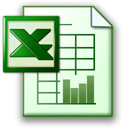 Fire Dept Mailing List in Excel File