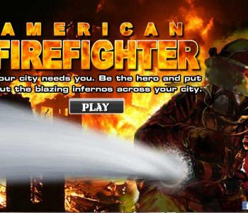 American Firefighter Game