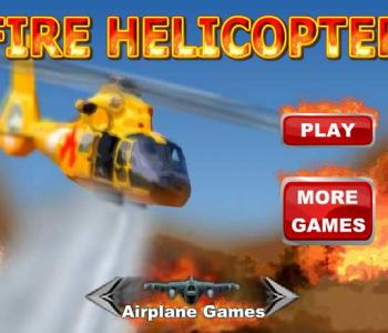 Helicopter Fire Game