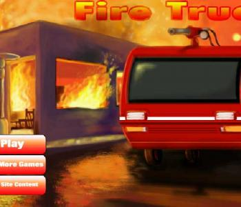 Mega Fire Truck Game