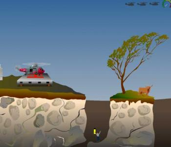 Rescue Helicopter Game