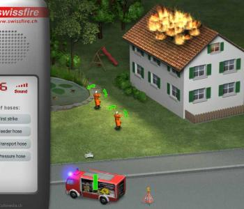 Swiss Fire Department game