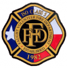 Faught Volunteer Fire Department logo