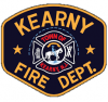Kearny Fire Department logo