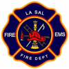 La Sal Fire Department logo
