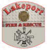 Lakeport Volunteer Fire & Rescue logo