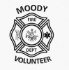 Moody Volunteer Fire Department logo